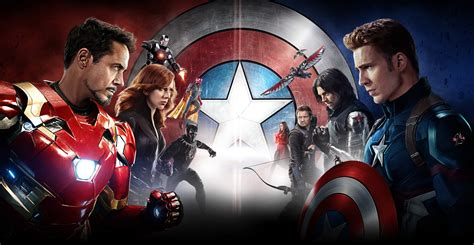 is captain america civil war a or the