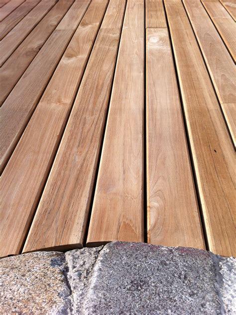 Terassenbelag Holz by Holzterrasse M 252 Nchen Ohne Schrauben Bs Holzdesign