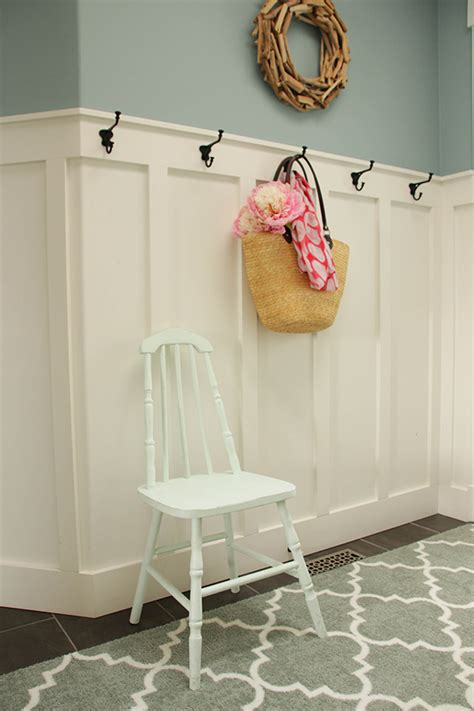 Wainscoting Cost Home Depot by Diy Board And Batten Wainscoting The Home Depot