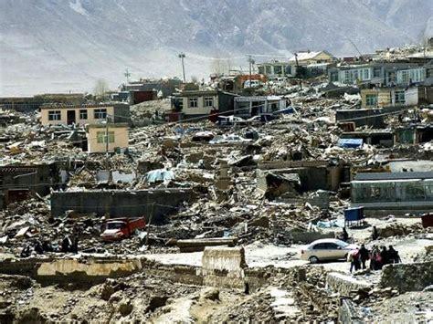 earthquake in china china earthquake aftershocks strike near tibet leaving