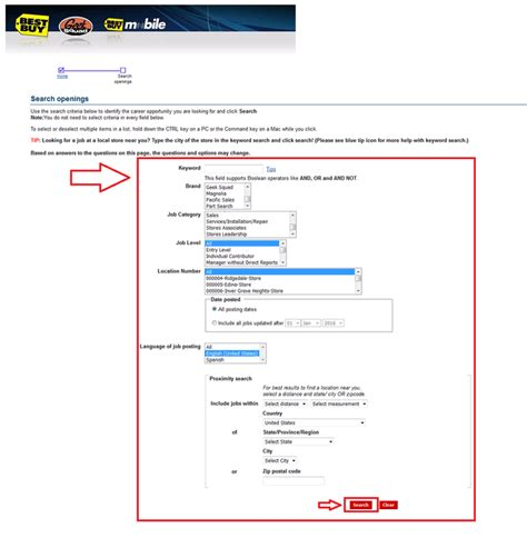 best buy application how to apply for best buy at careers bestbuy
