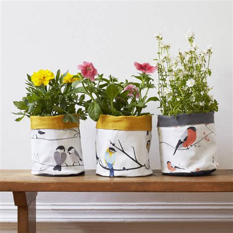 Indoor Planters Uk by Plant Pot By Lorna Syson Notonthehighstreet