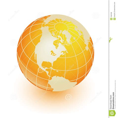 earthy orange orange earth royalty free stock photos image 7856188