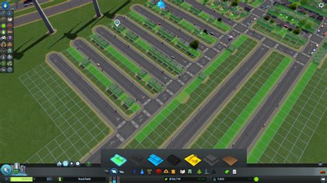 industrial zone layout cities skylines comunidade steam guia zoning areas making good use