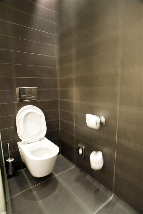 stock photo  interior   modern water closet