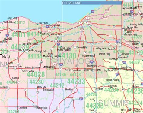ohio zip code map ohio zip code map gallery