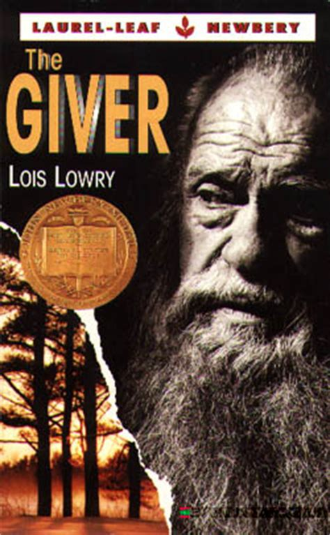 the giver book pictures giver
