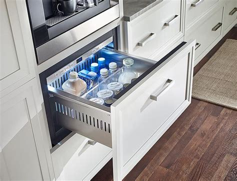 undercounter refrigerators      modern
