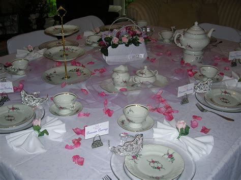 table themes in html tea party
