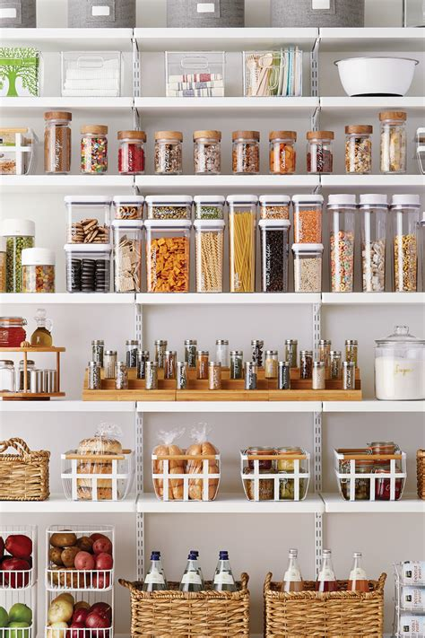 kitchen refresh pantry container stories