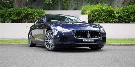 Ghibli Maserati Review by 2017 Maserati Ghibli Review Caradvice