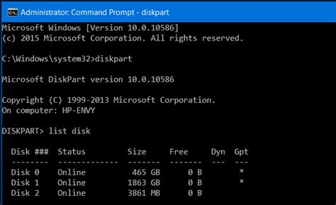 format disk as gpt diskpart how to check if a disk uses gpt or mbr and convert
