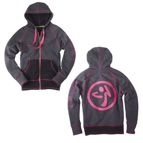 zweet zip up hoodie www globalzfitness fitness zumbawear fashion