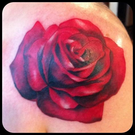 rose tattoo philadelphia realistic by www giarosetattoo