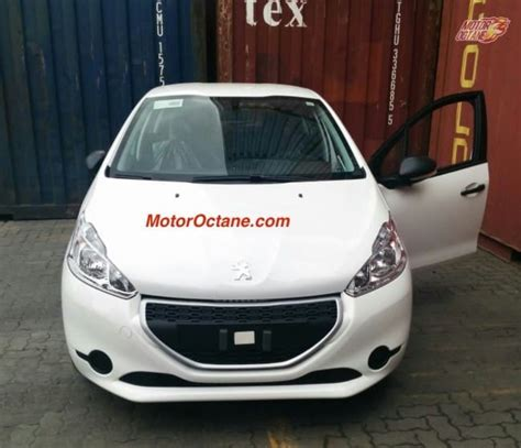 peugeot cars price in india peugeot 208 price launch date specifications review