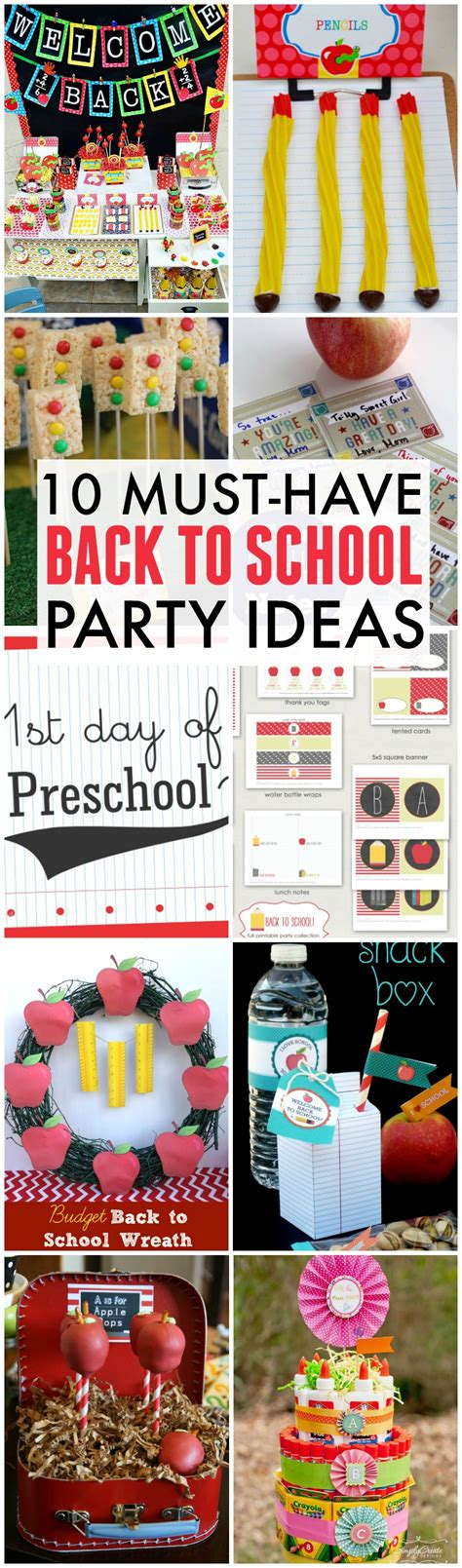 ideas for to make at school 10 must back to school ideas catch my