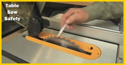 Table Saw Safety by Do You The Table Saw Safety Gotta Go Do It