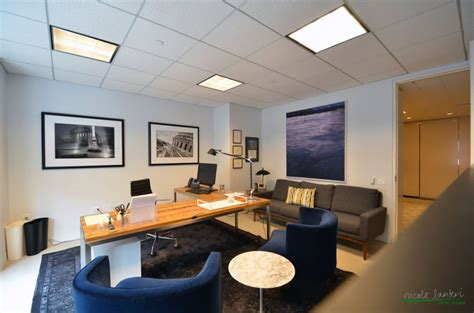 a modern office lanteri interior decorator
