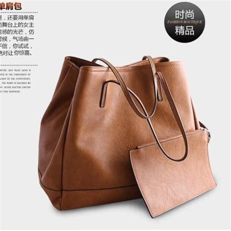 Tas Wanita Import 2in1 Vc89065 Brown 1 jual b2732 brown tas selempang set 2in1 grosirimpor