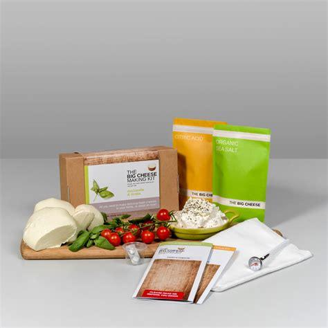 mozzarella ricotta kit the big cheese kitthe