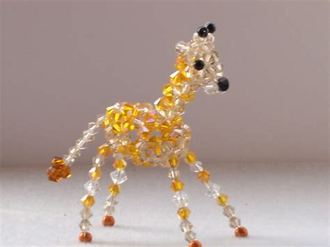 beadwork animals beaded animals 183 a beaded animal 183 beadwork on cut out