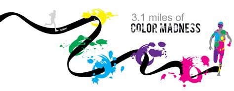 color 5k color run functional fitness