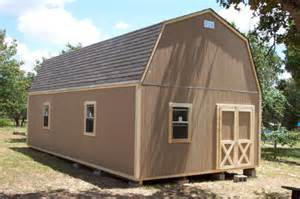 Barn Shed Custom Wood Storage Sheds Built On Your Lot J B Woolf