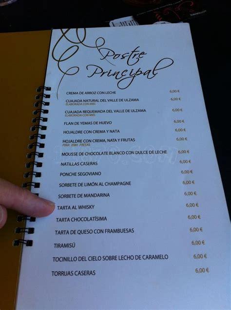 restaurante sala guadarrama restaurante sala foto subida por jes 250 s encinar el 21 de