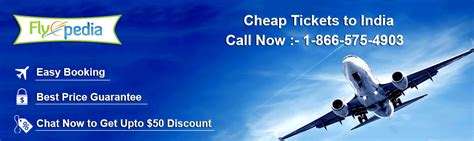 cheapest flight tickets to india from usa flyopedia