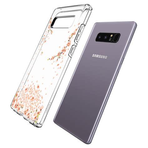 Spigen Liquid Series Samsung Note 8 Original Clear spigen galaxy note 8 liquid blossom spigen inc