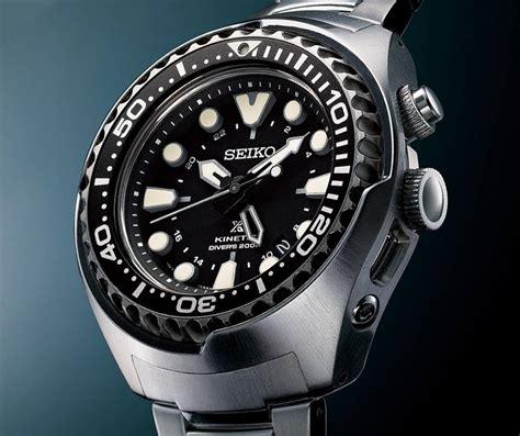 Jam Tangan Seiko Prospex Original Kinetic Divers Sun019p1 Or T1310 3 seiko sea prospex jam tangan para penyelam machtwatch
