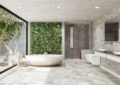 bagni moderni dal design  stile zen mondodesignit