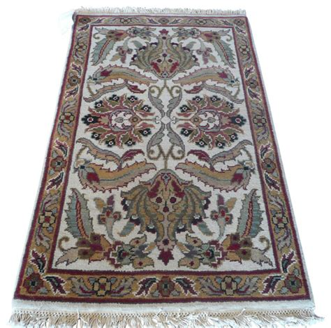 2x3 Agra Rug Traditional Area Rugs By Oriental Rug Area Rugs 2x3