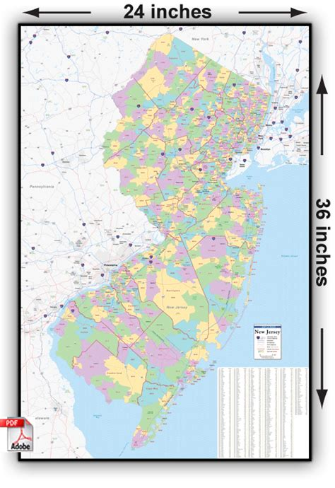 zip code map jersey city map of new jersey towns by zip code pictures to pin on