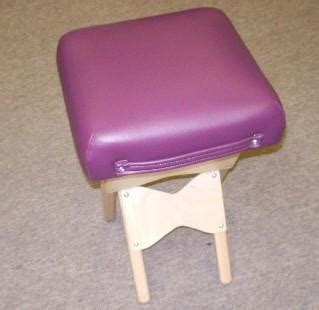 Reflexology Chairs And Stools by Folding Stool For Reflexology And Craniosacral