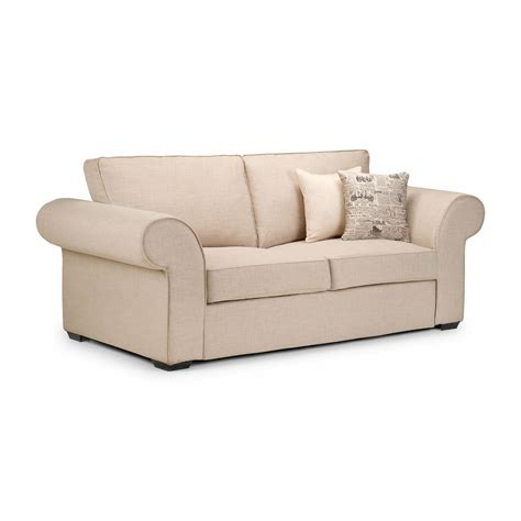 sofa befs 2 seater sofa bed linden guest sleeper futon bed