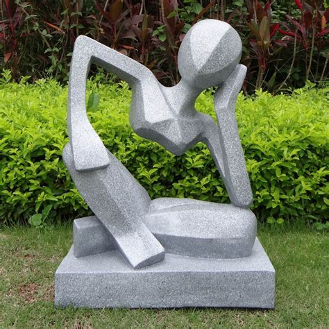 statue garten contemporary garden large garden sculptures
