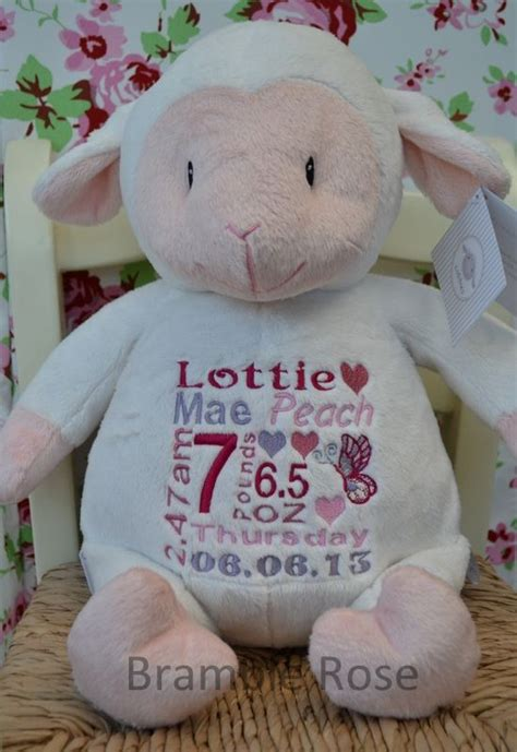 pin by bramble rose on personalised new baby teddy bears