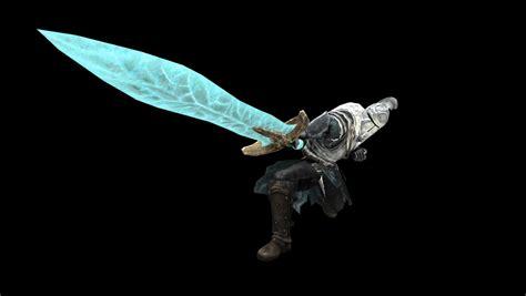 the sword of moonlight 日本語化対応 武器 skyrim mod データベース mod紹介