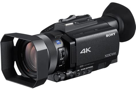 compact 4k sony pxw z90v compact 4k camcorder