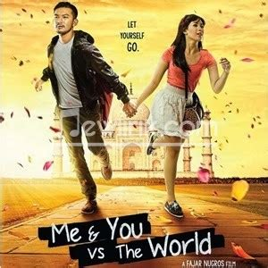 film layar lebar pupus lirik ashilla me and you ost me and you