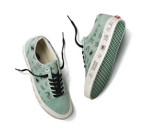 Vans X Brain Deads pastel vans vault x brain dead collection