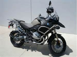 2013 bmw r 1200 gs adventure black for sale on 2040
