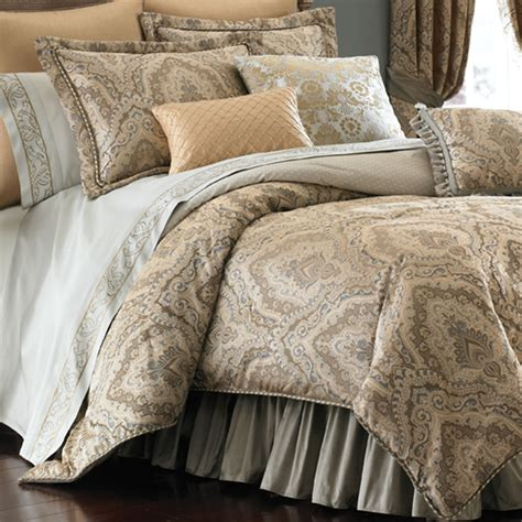 Damask Bedding Set by Distinction Damask Comforter Bedding By Croscill