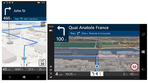 maps windows mobile new features in windows 10 maps app windows experience