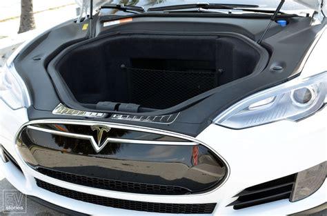 Tesla Model X Frunk Tesla Model S Frunk Our Tesla Model S