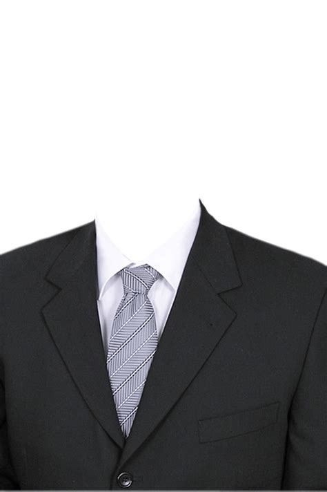 formal attire template in a suit template transparent png stickpng