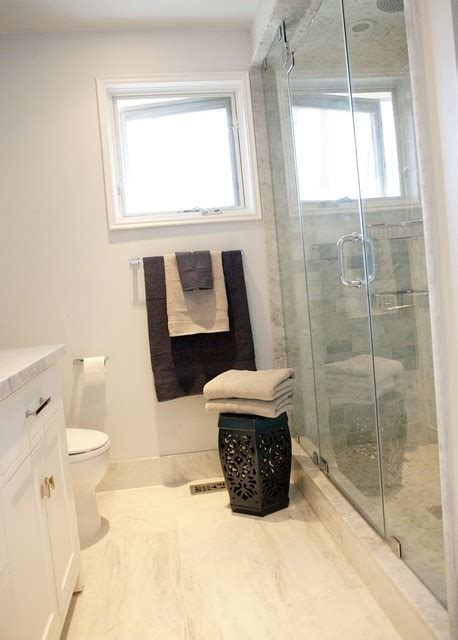 mellowood ensuite modern bathroom toronto  pure