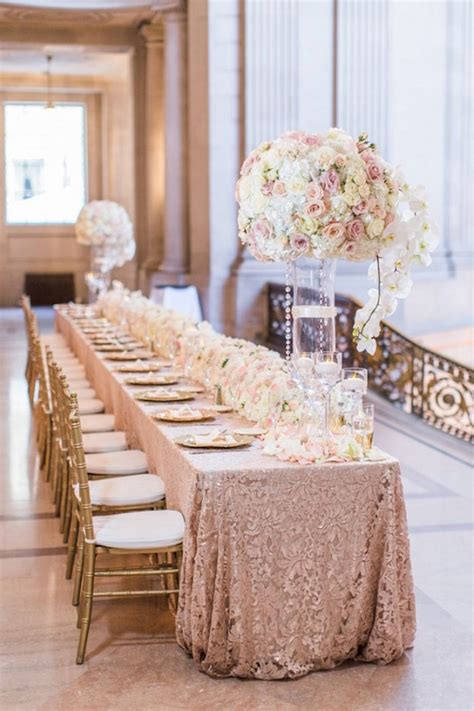 Wedding Tablescapes 15 fabulous wedding tablescapes belle the magazine