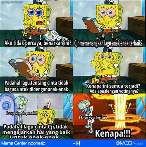 Meme Spongebob Indonesia - meme comic indonesia spongebob 100 images best meme
